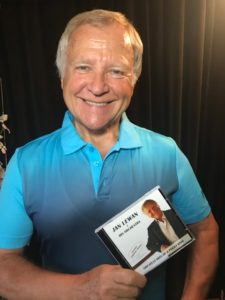 Jan with New CD